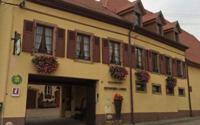 Le Domaine Bernhard en Alsace