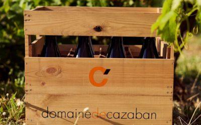 Domaine Cazaban dans le Carcassonnais (Languedoc)